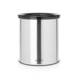 Mini Table Bin, cop. in plastica Inox Satinato 371424