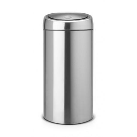Pattumiera Touch Bin De Luxe 45L cop. Inox Satinato anti-impronte Inox Satinato FPP 390845