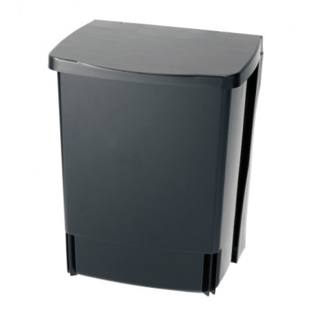 Built-in Bin 10L Nero 395246