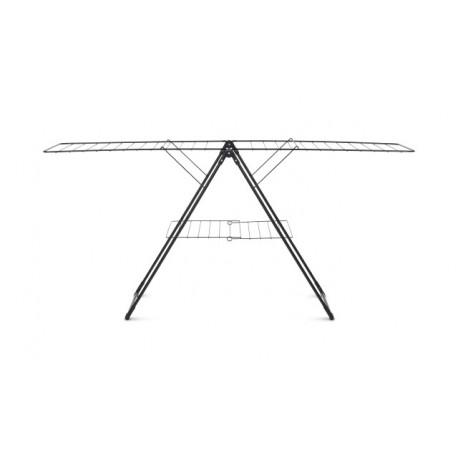 Stendibiancheria T-Model 20 metri include portamollette Peg Bag Nero 101489