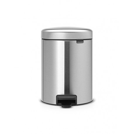 Pedal Bin New Icon 5L Inox Satinato 112645