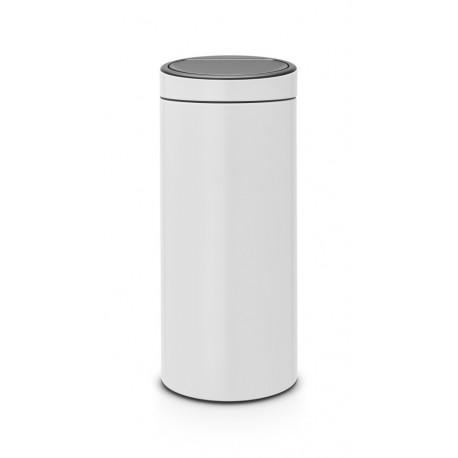 Touch Bin New 30L Bianco