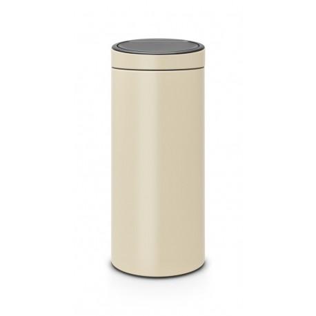 Touch Bin New 30L Almond