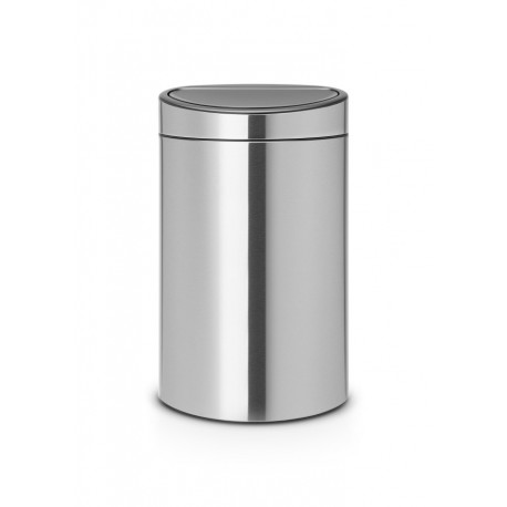 Touch Bin New Recycle 23/10L Inox Satinato