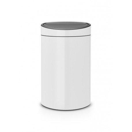 Touch Bin New 40L Bianco