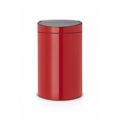 Touch Bin New 40L Passion Red