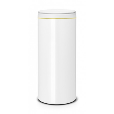 FlipBin 30L, cop. in plastica Light Grey Bianco