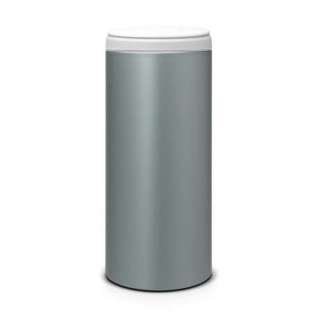 FlipBin 30L, cop. in plastica Light Grey Metallic Mint