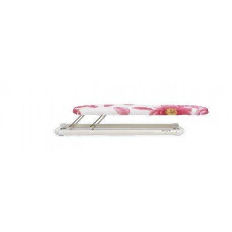 Stiramaniche, telaio Metallic Grey Pink Santini