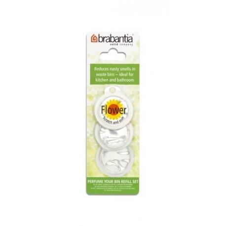 Perfume Your Bin 3 Ricariche profumazione Flower Rosa 482083