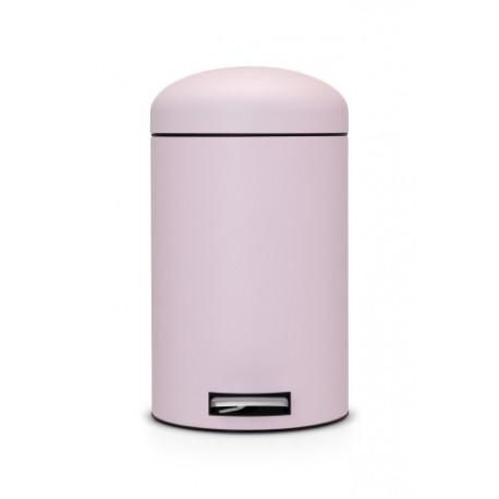 Pattumiera Retro Bin Silent 12L Mineral Pink 482502