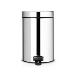 Pedal Bin New Icon 3L Inox Lucido 113147