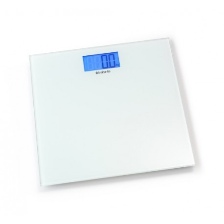 Bilancia pesapersone Bianco 483127