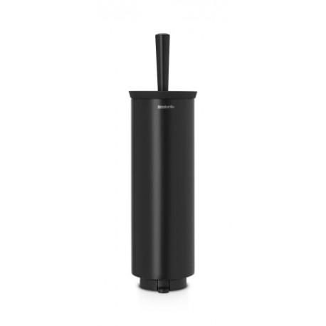 Portascopino WC Profile Nero 483349