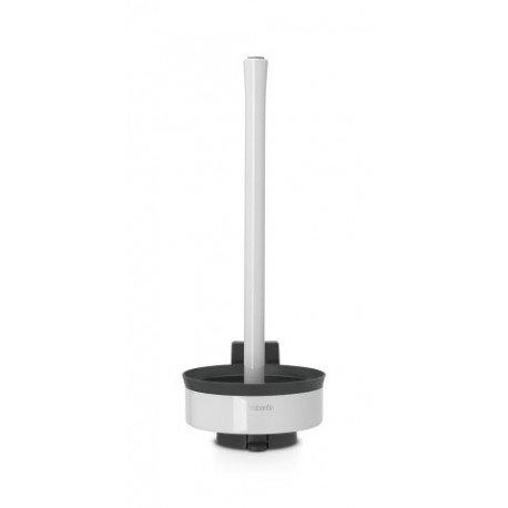 Dispenser carta igienica WC Profile Pure White 483448