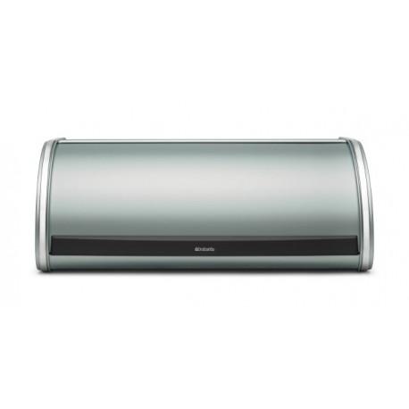 Portapane Roll Top Bread Bin apertura a scomparsa Metallic Mint 484308