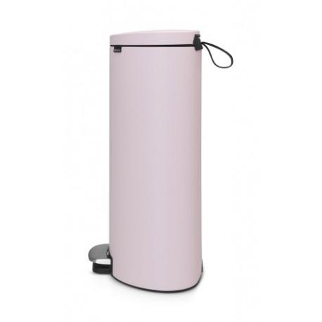 Pattumiera Pedal Bin FlatBack  Silent 30L Mineral Pink 103988