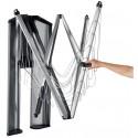 Stendibiancheria WallFix 24 metri Protection Storage Box Silver 475924