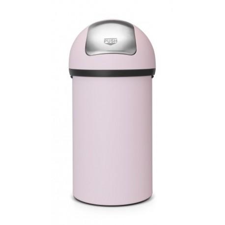 Push Bin 60L Mineral Pink 402708