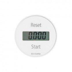 Magnetic Kitchen timer Bianco 103681