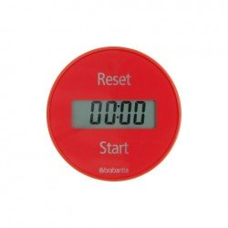 Magnetic Kitchen timer Passion Red 103704