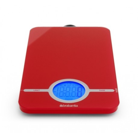 Bilancia da cucina digitale 1gr/5kg – Essential Passion Red 480744