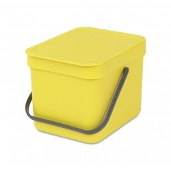Sort & Go 6L Yellow 109683
