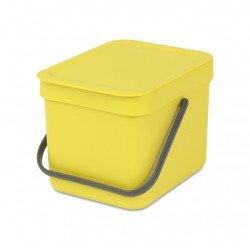 Sort & Go 6L Yellow 109683