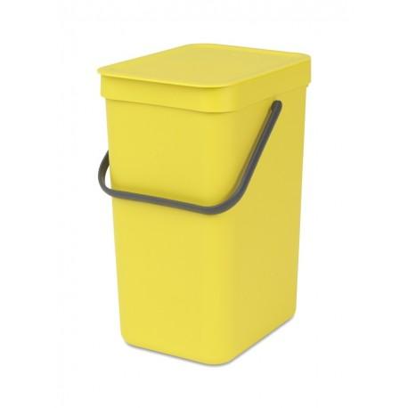 Sort & Go 12L Yellow 109768