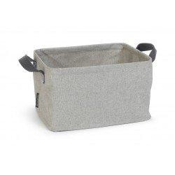 Foldable Laundry Basket - cesta per panni richiudibile Grey 105685