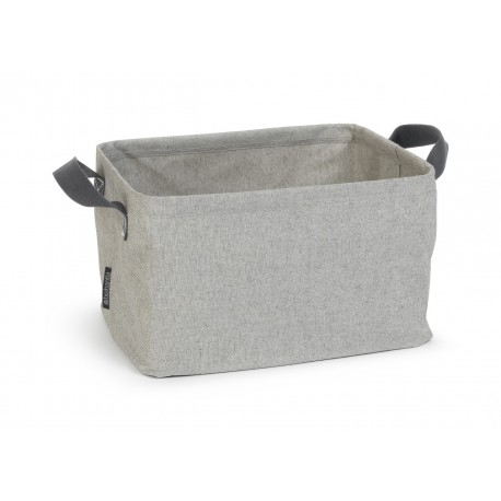 Foldable Laundry Basket - cesta per panni richiudibile Grey 105685