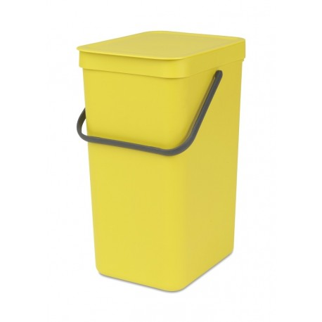 Sort & Go 16L Yellow 109867
