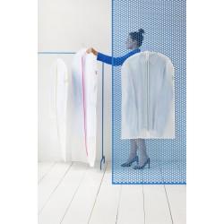 Protective Clothes Medium (60 x 100 cm)- copriabiti 2 pz Trasparente 108723