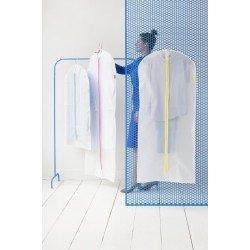 Protective Clothes Large (60 x 135 cm) - copriabiti 2 pz Trasparente 108747