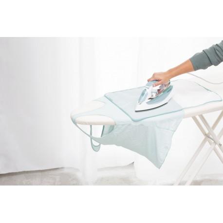 Protective Ironing Cloth (38 x 21 cm) - panno per stirare i delicati Bianco 105487