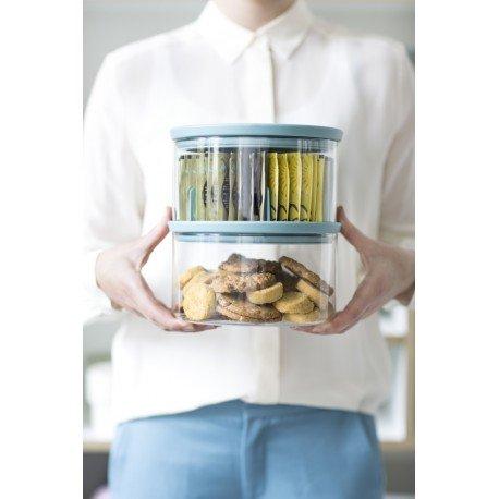 Stackable Tea Box 2L - in vetro borosilicato Mint 110665