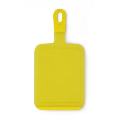 Tagliere Small (36 x 18 x 0,8 cm) - finiture anti-scivolo in silicone Yellow 109089