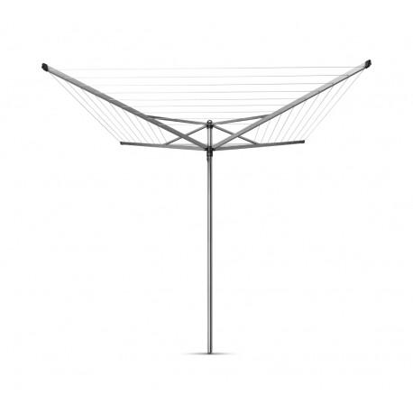 Topspinner 50 metri – senza tubo fissaggio Metallic Grey 310843