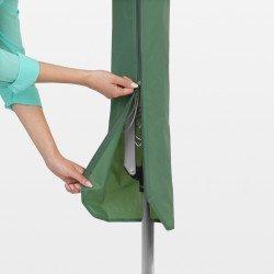 Topspinner 40 metri – senza tubo fissaggio Metallic Grey 310768
