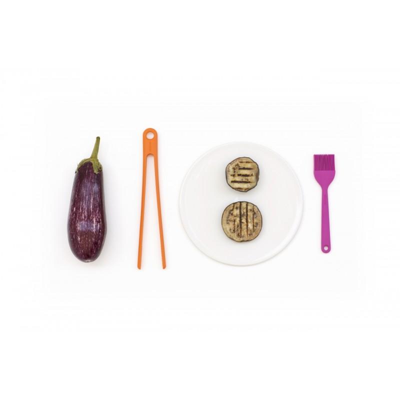Pinza da cucina in silicone Orange 108440 - Brabantia Store