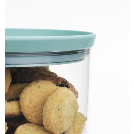 Stackable Storage Jar 2L - in vetro borosilicato Mint 110641