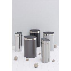 Touch-Bin-Next-40L-cop-Inox-Satinato-FPP-Nero-Opaco