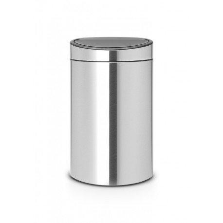 Touch Bin Next 40L Inox Satinato FPP 114809