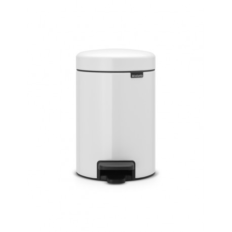 Pedal Bin New Icon 3L Bianco 112126