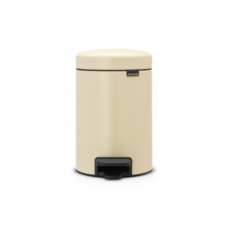 Pedal Bin New Icon 3L Almond 113000