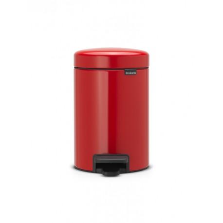 Pedal Bin New Icon 3L Passion Red 112140