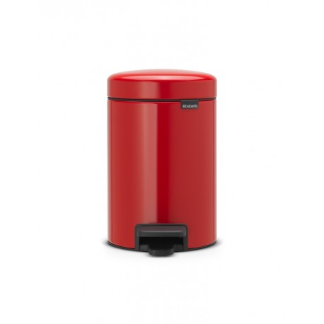 Pedal Bin New Icon 3L Passion Red 112140