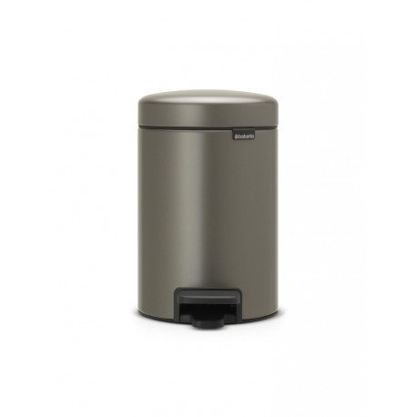 Pedal Bin New Icon 3L Platinum 113246