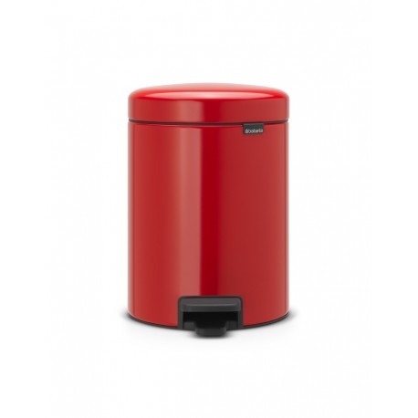 Pedal Bin New Icon 5L Passion Red 112089