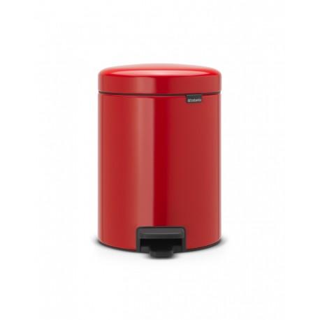 Pedal Bin New Icon 5L Passion Red 112089